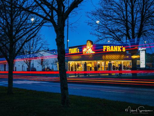 Frank's gatukök, Mölndal