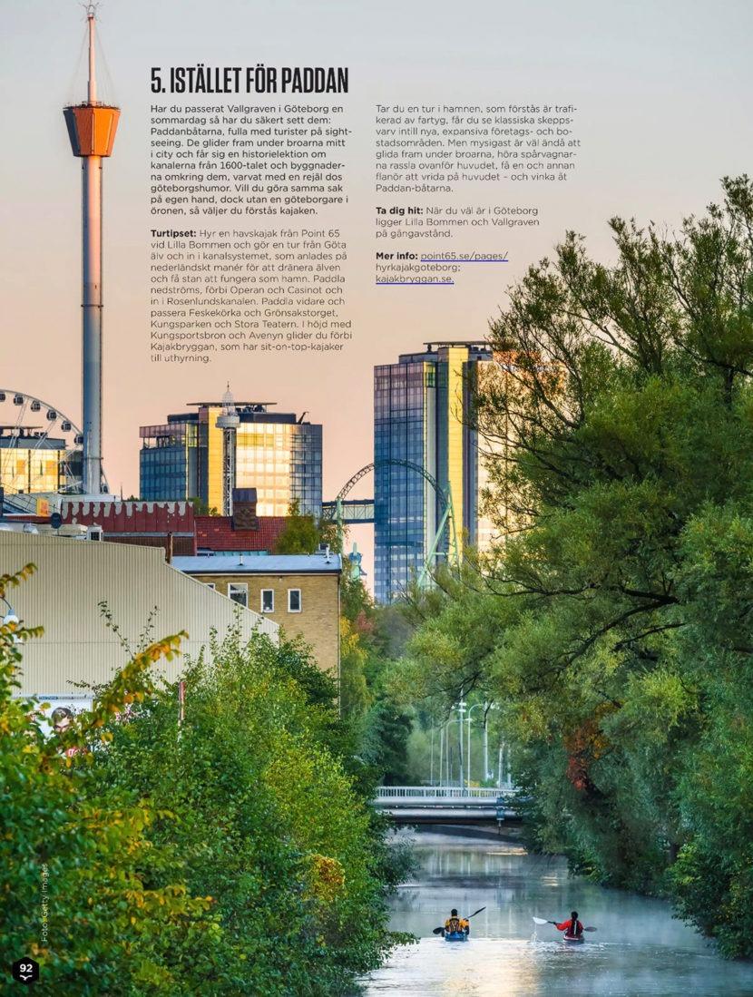 Bild i Utemagasinet 05 / 2021