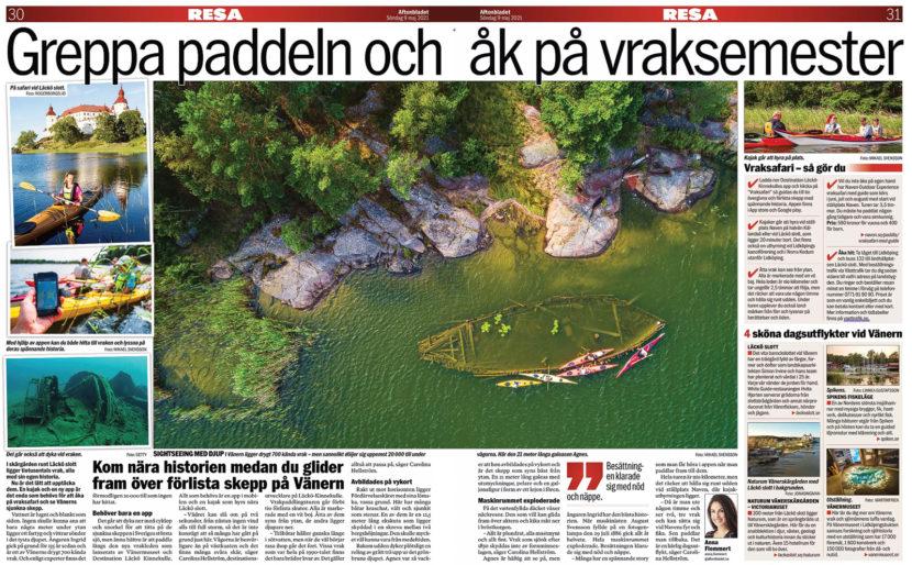 Vraksafari i Aftonbladet
