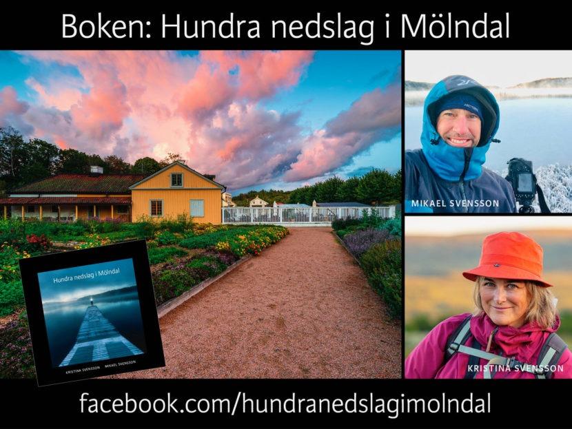 Boken Hundra nedslag i Mölndal